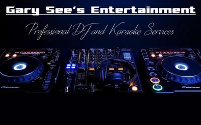 Wine and Karaoke Night with DJ Gary See's